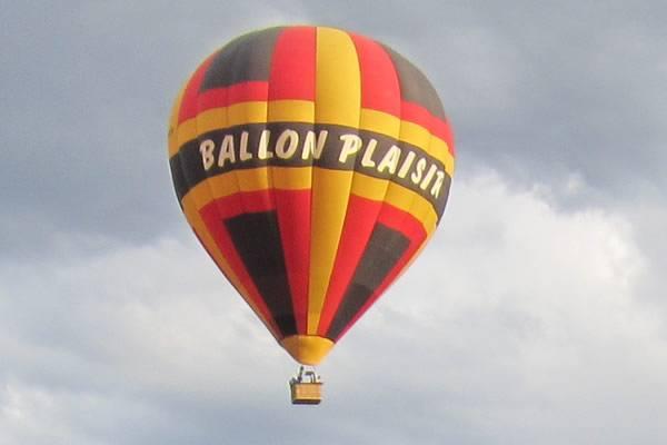 Ballon Plaisir - Balloon Revolution