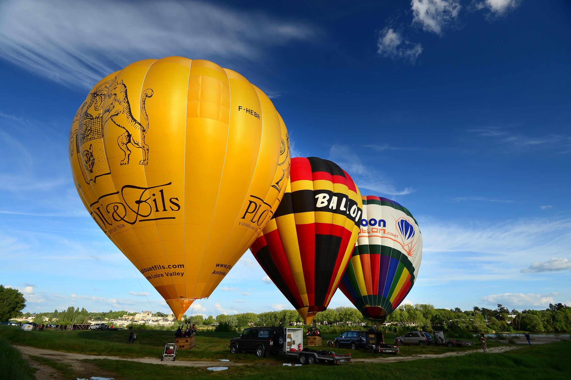 Ballon Revolution - Balloon Revolution