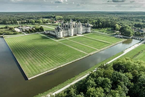 Château de Chambord - Balloon Revolution