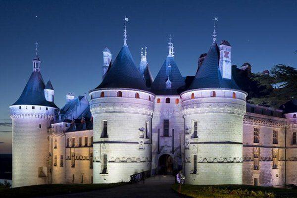 Château de Chaumont-sur-Loire - Balloon Revolution