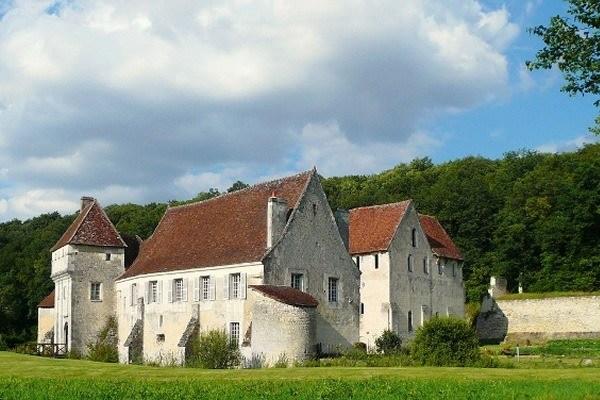 Château - Monastère de la Corroirie - Balloon Revolution