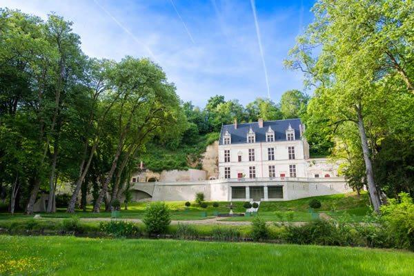Domaine royal de Château Gaillard - Balloon Revolution