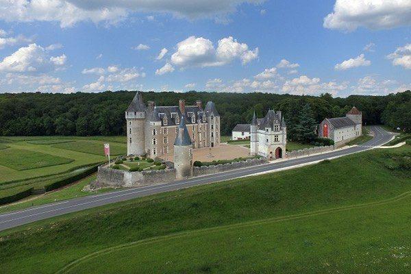 Château de Montpoupon - Balloon Revolution