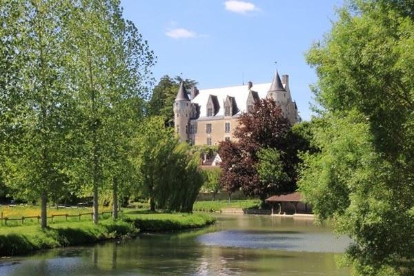 Château de Montrésor - Balloon Revolution