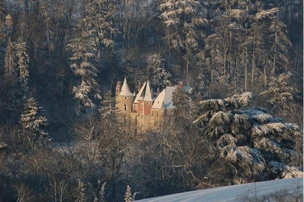 Château de Pocé sur Cisse - Balloon Revolution