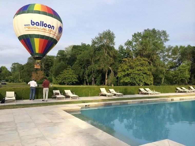 Montgolfiere en ballons captifs 02