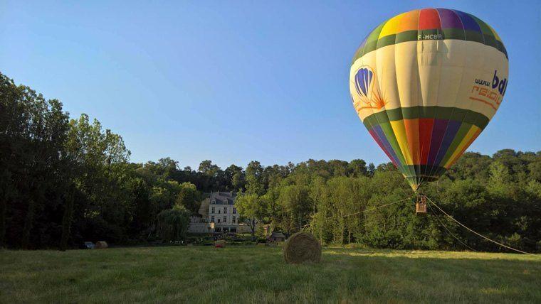 Montgolfiere en ballons captifs 06
