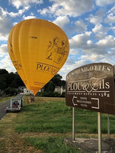 Publicité aérienne et marketing via montgolfière 02
