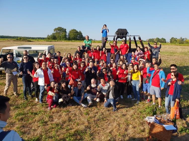 Teambuilding montgolfière 06