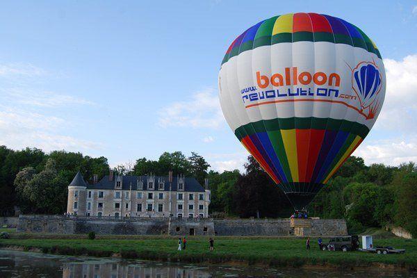 Château des Arpentis - Balloon Revolution