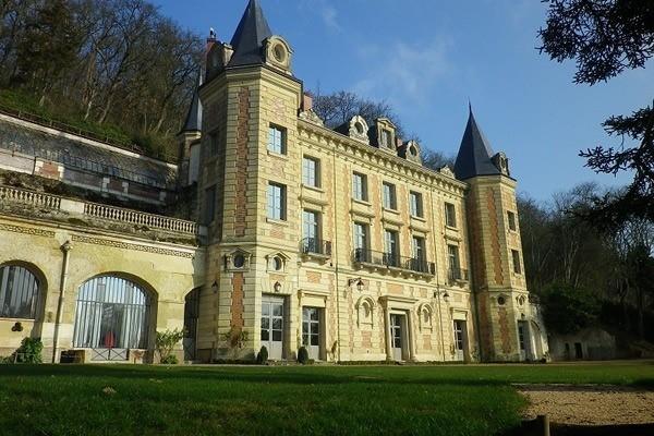 Château de Perreux - Balloon Revolution
