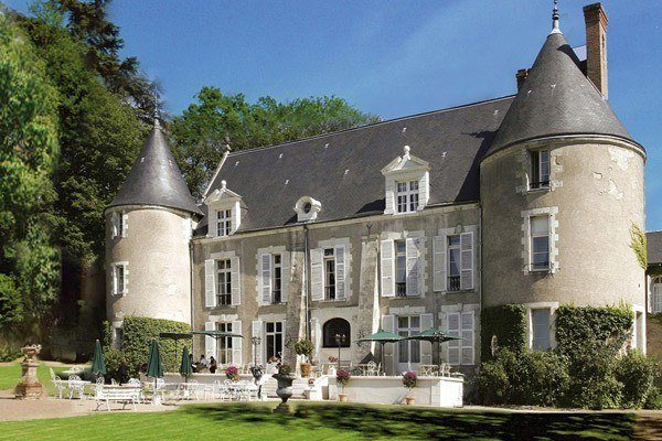 Château de Pray - Balloon Revolution