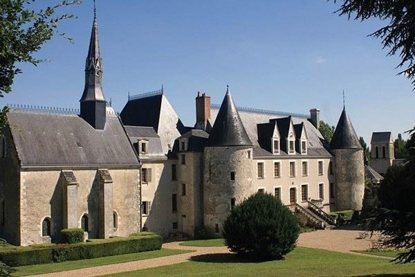 Château de Reignac - Balloon Revolution