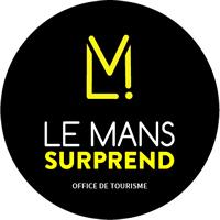 Logo Office de Tourisme du Mans