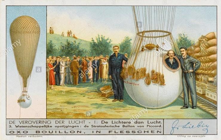 Histoire de la montgolfière