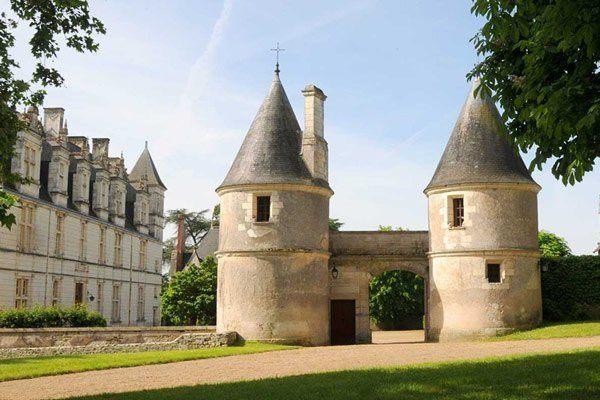 Château de Nitray - Balloon Revolution