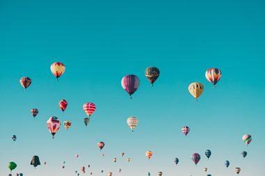 Balloon Revolution EvénementCiel