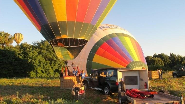 Vols déroulement BalloonRevolution étape 03