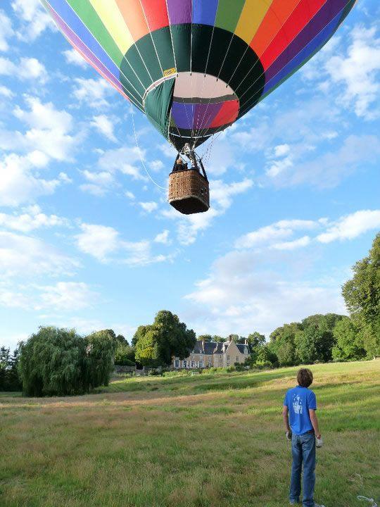 Sécurité des vols en montgolfière 04