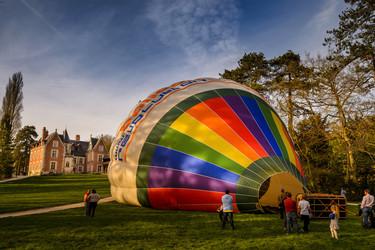 Vol Romantique VIP en montgolfière